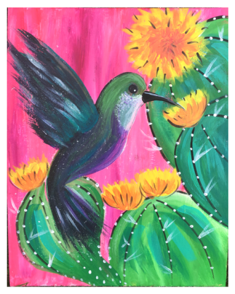 Hummingbird Cactus