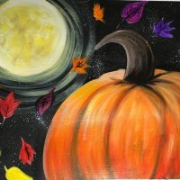 How To Paint A Pumpkin Harvest Moon