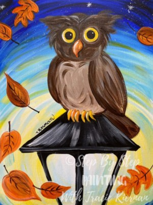 Fall Archives Step By Step Painting With Tracie Kiernan
