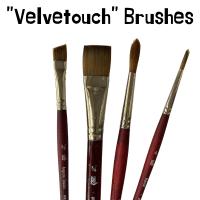 Princeton Velvetouch Brushes