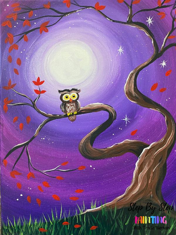 Fall Night Watcher