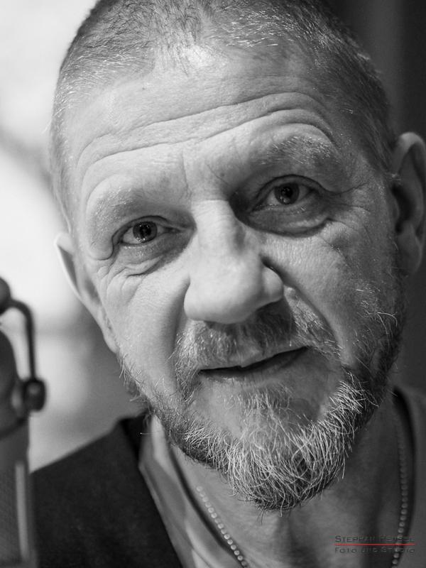Sönke Wortmann im Studio bei Stephan Hensel, Portraitfotograf: Stephan Hensel
