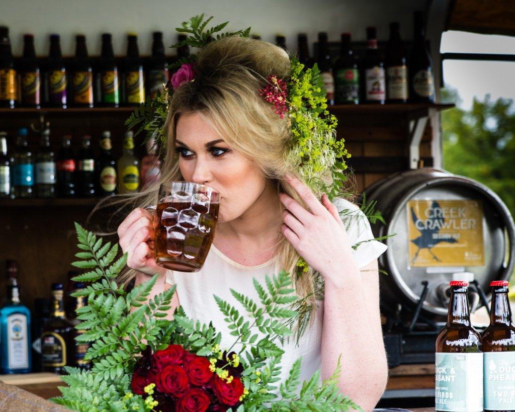 Bride & Beer