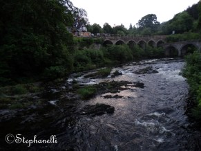 River Dee and the Station