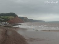 Stormy Sidmouth