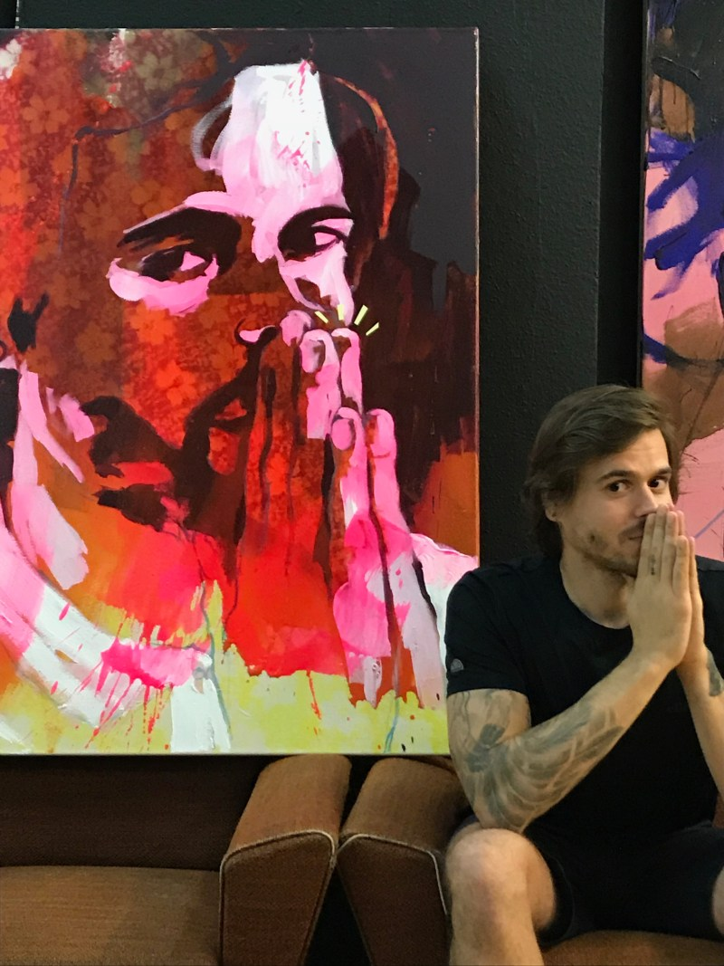 Marius and HIs Painting