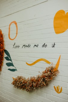 London photographer, Stephanie Green Weddings vistied the Most Curious Wedding Fare 2019, which took place at the Truman Brewey on Brick Lane. For the anti and alternative bride and groom.