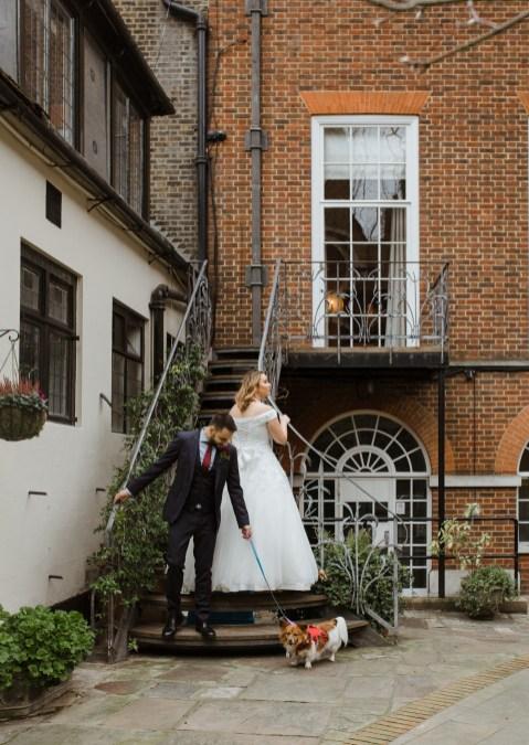 stephanie-green-weddings-marylebone-town-hall-st-pauls-cathedral-stationers-hall-dog-emma-adam-hati-buttercup-bus-vw-camper-217