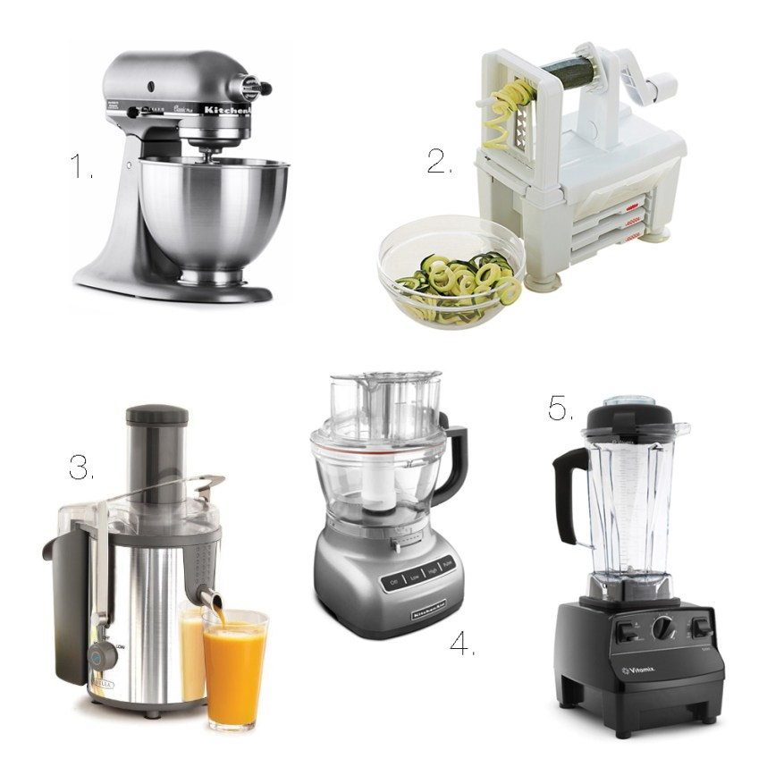 Kitchen Gadgets @ stephanie-spring.com
