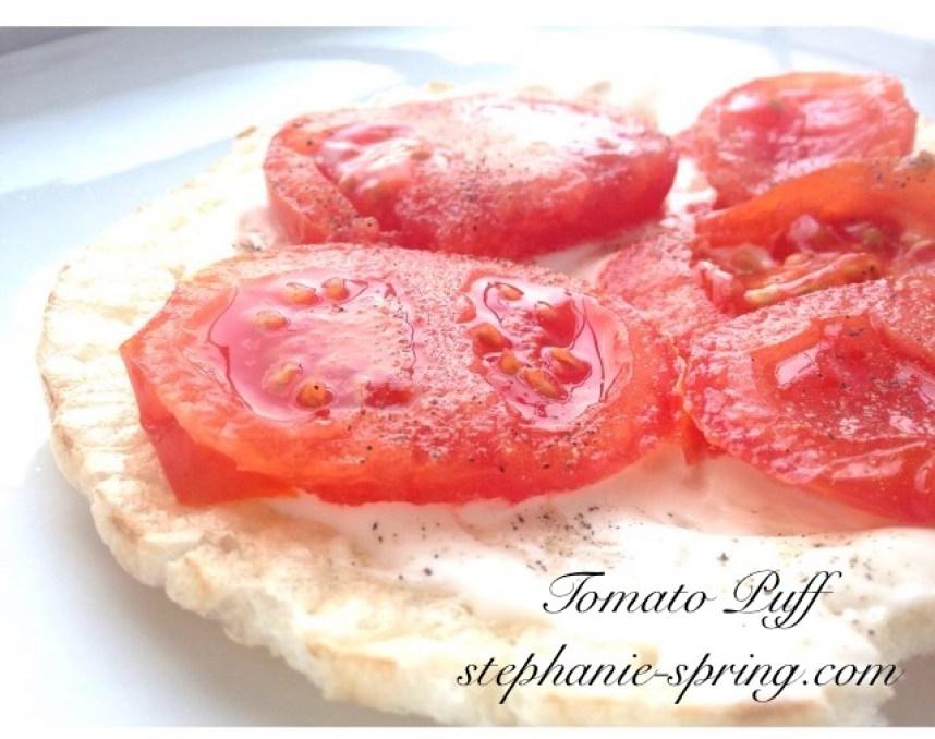 Tomato Puff Stephanie-spring.com