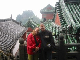 China with Rosalind