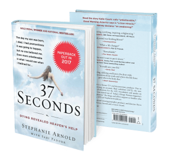stephanie arnold, 37 seconds