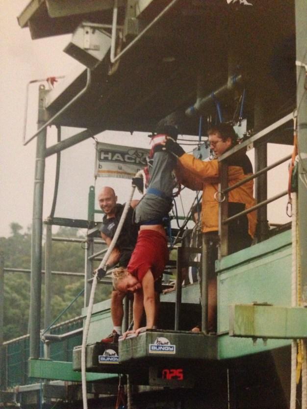 Bungee Jump! Cairns, Australia