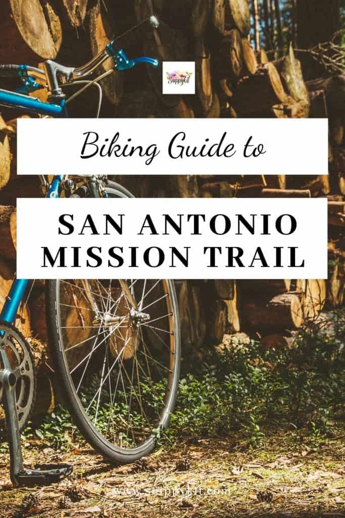 There are so many fun family friendly things to do in San Antonio.  One of these things is biking the San Antonio Mission Trail.