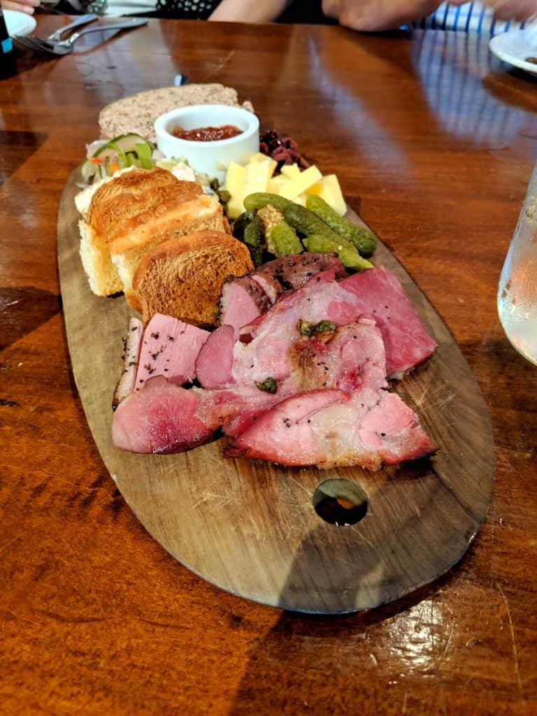 Tusk and Trotter is one of the best places to eat in Bentonville, Arkansas