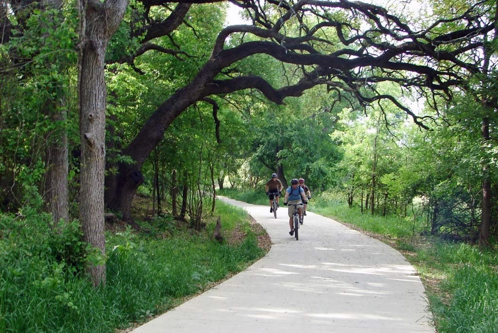 best biking trails in san antonio