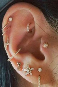 10 Beautiful Constellation Piercings Stephaniecristi Blog