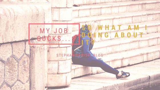 "Stephanie Cristi tells her story about struggling to find a career she loves after earning degrees in the ""safe route"" of ABA and thinking ""I hate my job""."