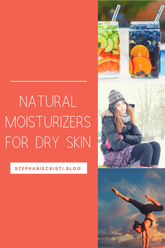 With the dry and cold winter season in full swing, StephanieCristi shares tips on implementing natural moisturizers for dry skin into your daily routine. #moisturizers #dryskin