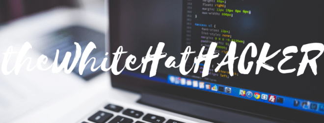 I am so excited to be able to share my very first blog advertising finds of the month! For this month we have theWhiteHatHACKER l so if you're interested in cybersecurity and staying safe online, be sure to give her a follow.