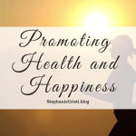 StephanieCristi discusses tips for improving women's health and happiness including stress relief and finding a hobby.