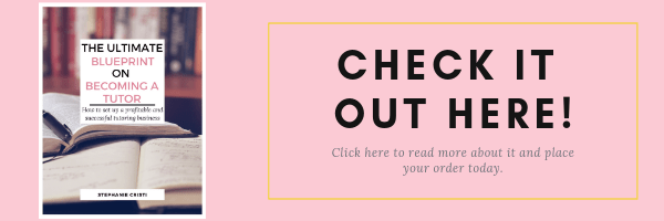 Check out StephanieCristi's March 2019 roundup which includes not only her ebook on how to become the ultimate tutor, but also everything from #socialmedia, #video blogs, #quizzes, #searchengineoptimization, #ebooks and #contentmanagement so click through now to check it all out AND grab some #freebies along the way!