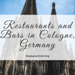 Anyone that knows me knows I'm a total foodie so today I'd like to talk about the best places to eat in Cologne, Germany if you want some truly unique restaurant experiences. With everything from breakfast and brunch to drinks and a chocolate museum, Cologne definitely hits the spot!