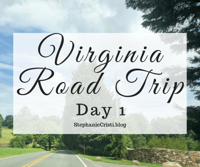 I'm back in Virginia - for a full week! And while Norfolk is already a vacation for me, we also took a Virginia road trip so I'll be sharing that today. We drove through Norfolk's Freemason District, crossed Richmond, and visited some Virginia wineries up north before crossing over to Washington, DC. Click through here to read about our experience!