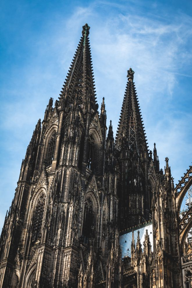 My parents are going on an incredible Rhine river cruise and I'm feeling a little jelly so today I'll be sharing some unique ideas on where to eat in Cologne.