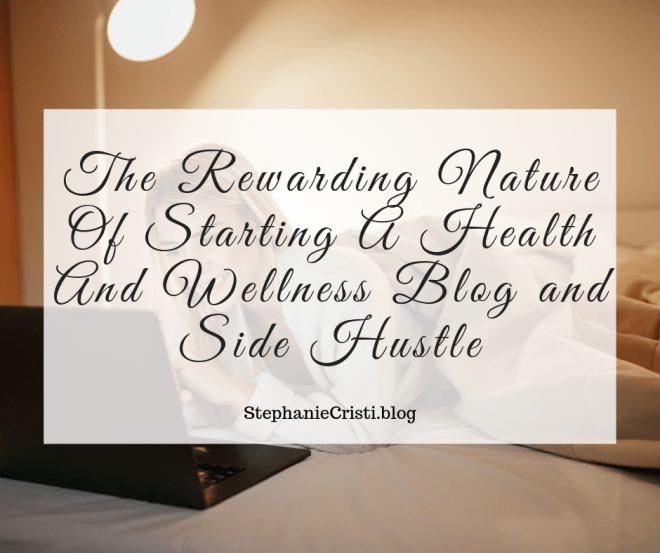 Starting a health and wellness blog and building a community around human health can be an incredibly positive, empowering, and lifechanging experience for a lot of reasons – for yourself and your readers.