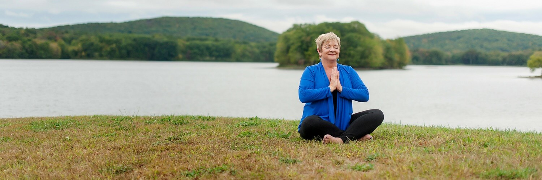 "Meet Stephanie, who empowers women to say ""Goodbye Anxiety, Hello Freedom!"""