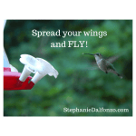 Fly away from fears and phobias