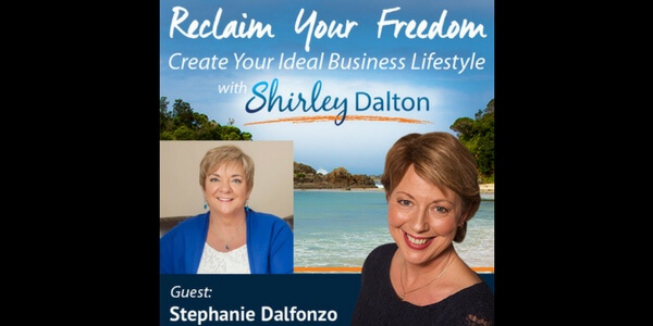 Shirley Dalton Podcast