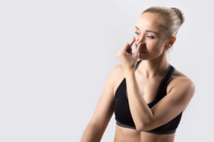 Yoga breathing exercises to calm anxiety
