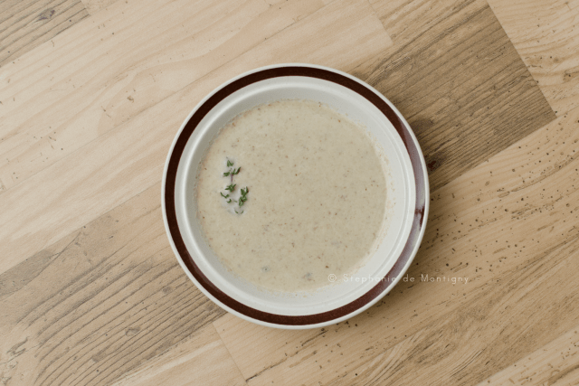 keto-friendly-mushroom-soup-creme-fraiche-thyme-ottawa-food-blogger-photographer