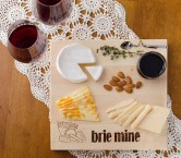 A Beginner's Guide To Setting Up A Cheese Platter - cheese platter brie mine pun wine vintage lace