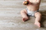 Mom Hack: Preventing Diaper Blowouts