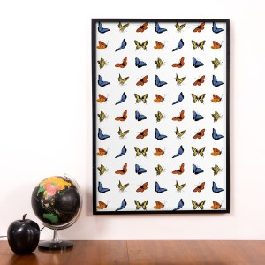 StephanieDesbenoit-poster-insects-butterfly