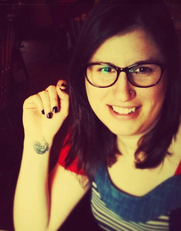 Une psychoéducatrice tatouée!