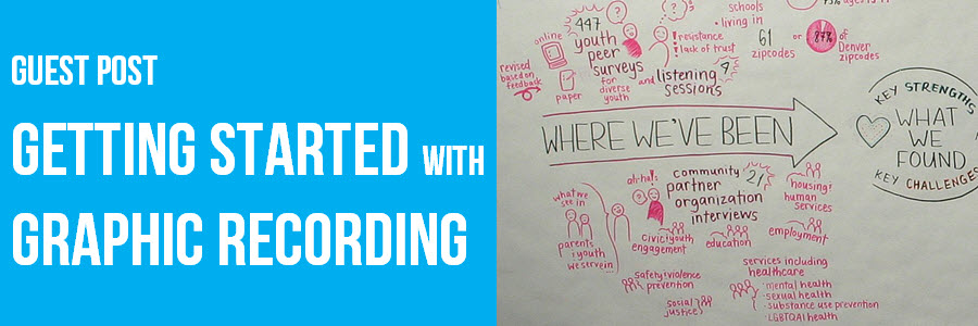 Guest Post: Getting Started with Graphic Recording