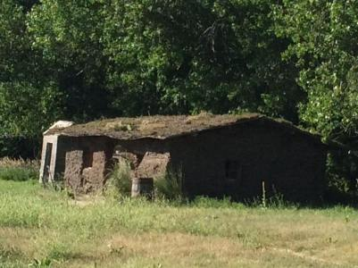 The sod house in Gothenburg