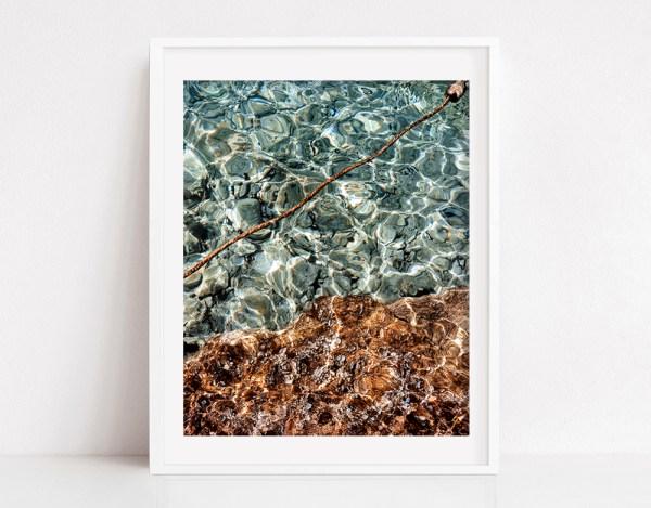 croatia-turquoise-green-sea-water-framed-wall-art-print-stephanie-janett