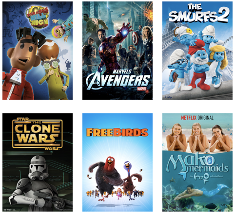 Films to Watch with your Kids on Family Movie Night #StreamTeam