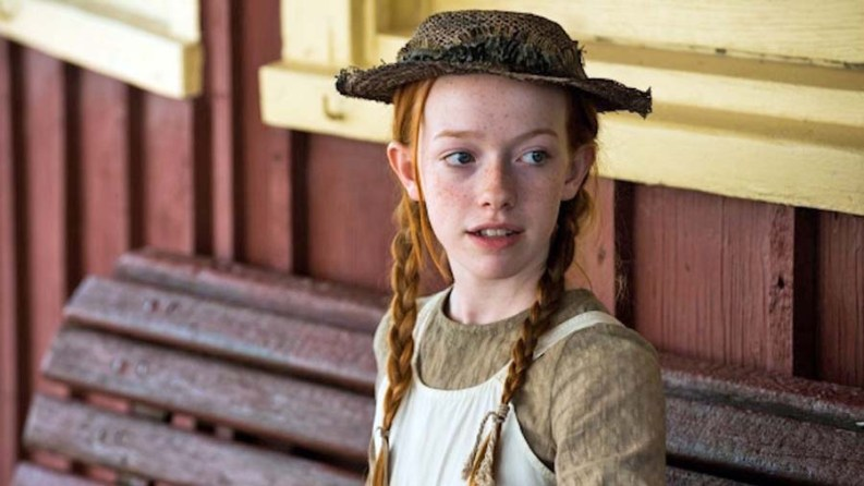 Anne (of Green Gables), new to Netflix