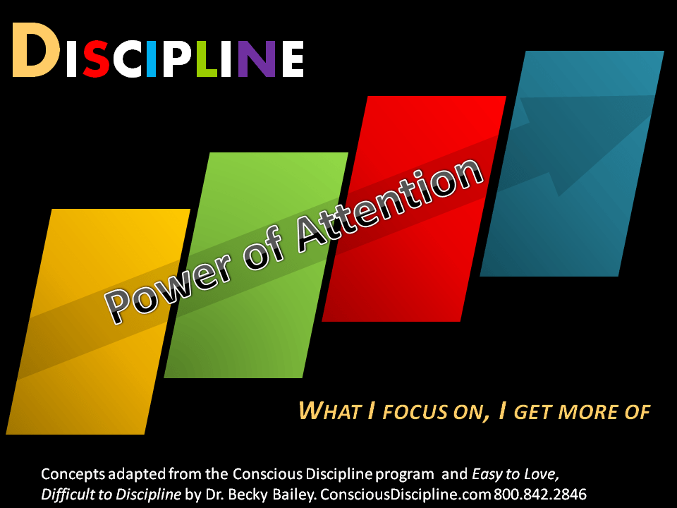 Discipline & Power of Attention
