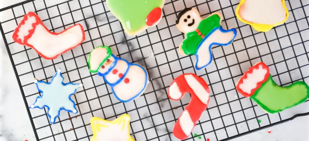 Healthier Sugar Cookie Cut-Outs