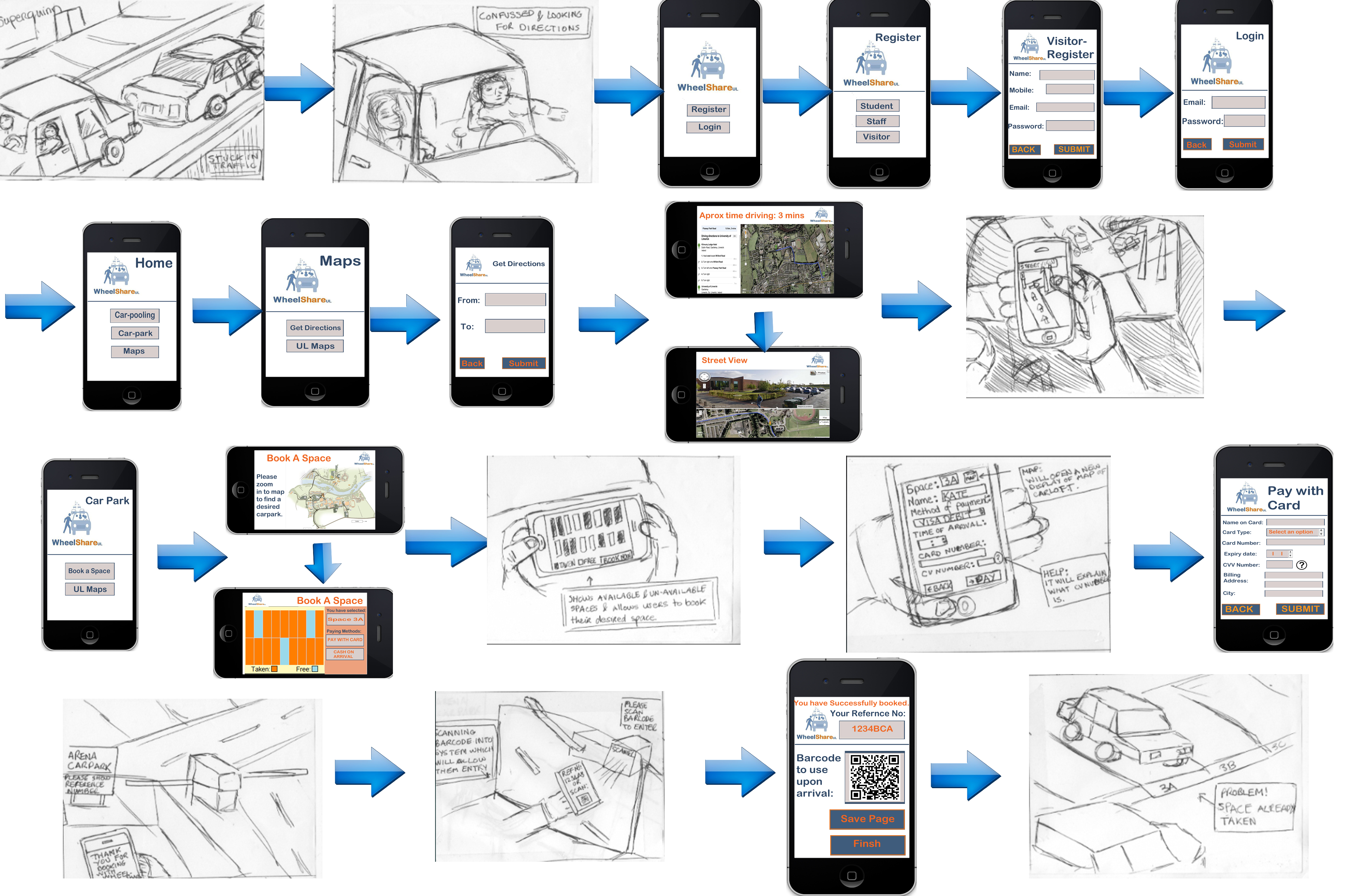 Interaction Design Designing A Mobile App