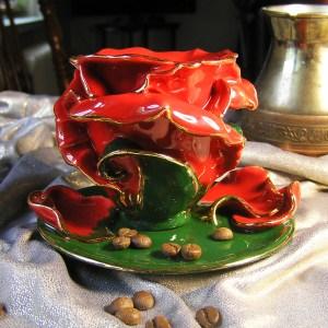 Ceramic tea & coffee sets