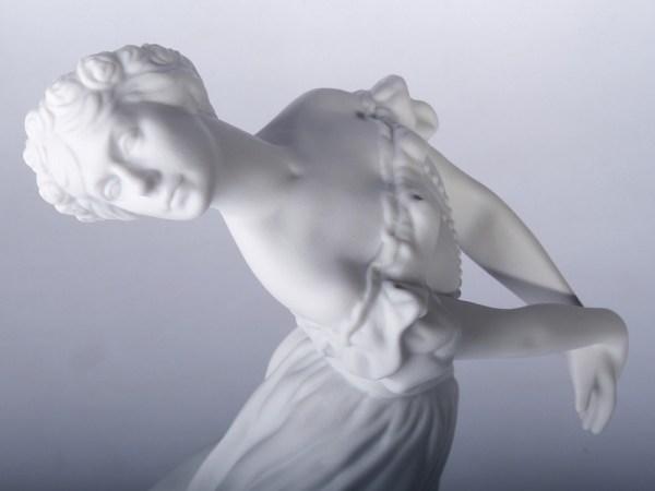 "Porcelain figurina ""Ballerina Karsavina"" (4)"