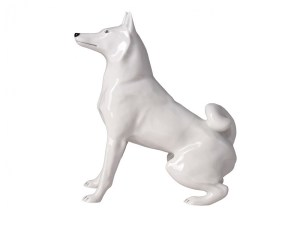 Figurine Eskimo dog